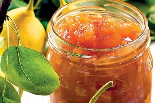 Как сварить варение из яблок груш и лемона
