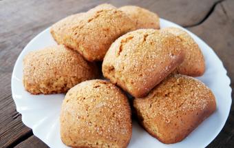 Вкуснейшие медовые пряники на кефире, очень простой рецепт