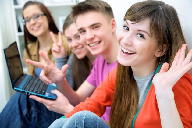 Общение подростков со сверстниками