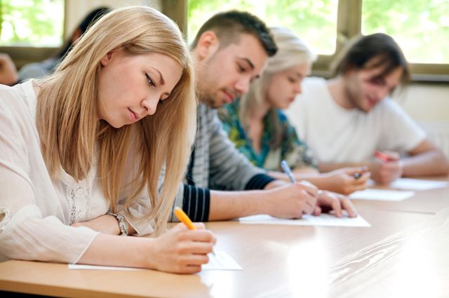 Потная сессия. Как успокоить нервы перед экзаменами?