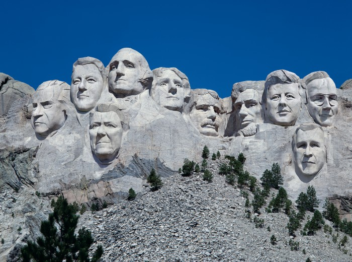 Самые известные американские президенты