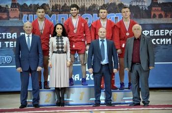 В Москве стартовал 4-й чемпионат МВД России по боевому самбо