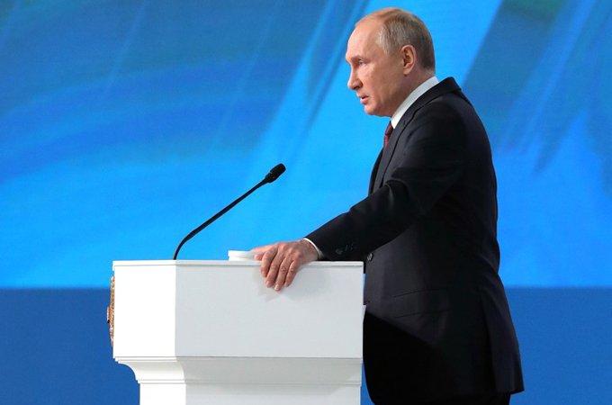 Путин поставил ультиматум на…