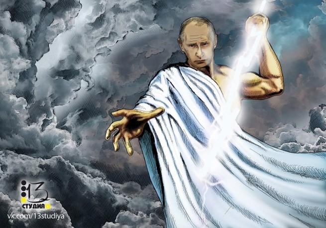 Путин предложил убрать доллар Original