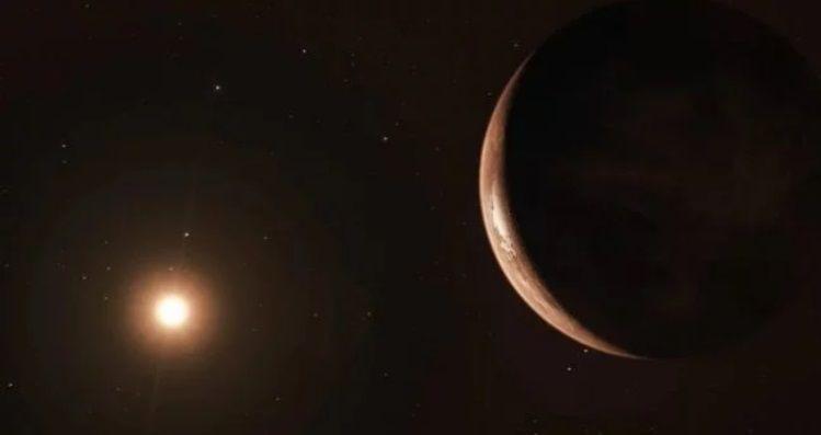 Мерзлая суперземля на орбите звезды Барнарда: что прячет наш «сосед»?