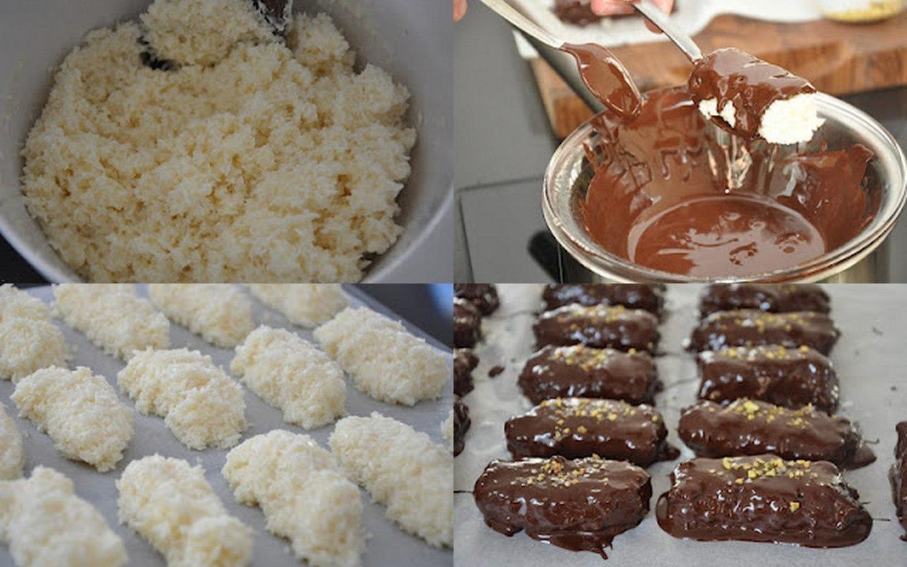 Как сделать начинку баунти