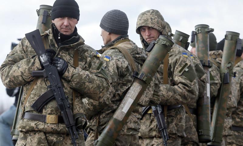 Надежд на защиту нет: в Киеве рассказали, как поступят ВСУ в случае наступления армии РФ