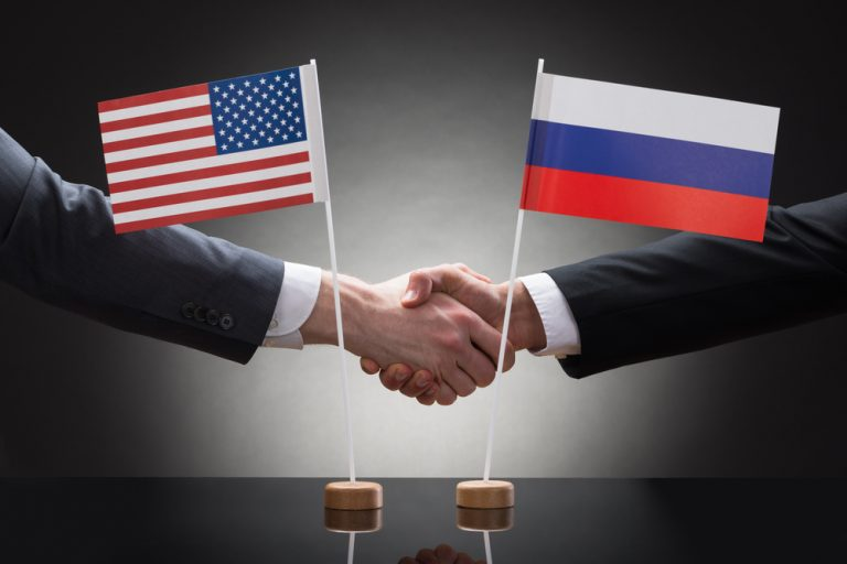 В США заявили о желании подружиться с Россией