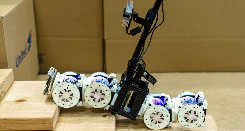 Робот-оборотень: много форм,…
