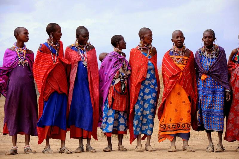 Бедность вынуждает некоторых кенийцев сдавать в аренду туристам своих жен