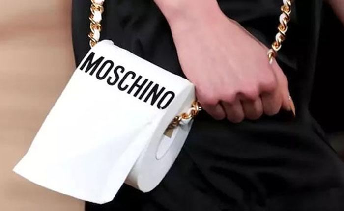 Мусорный шик от Moschino: итальянская мода предлагает осенью 2017 нарядиться в хлам