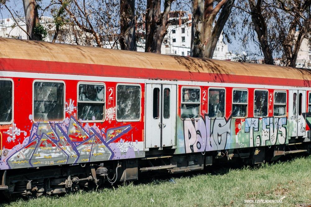 На последнем дыхании. Как живёт загадочная албанская железная дорога