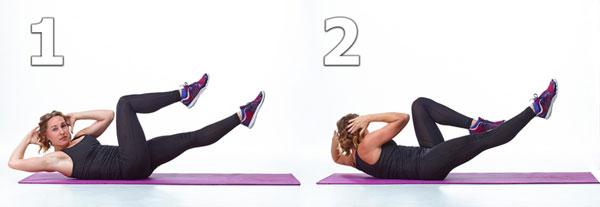 какие упражнения выполнять в домашних условиях для идеальной фигры 2