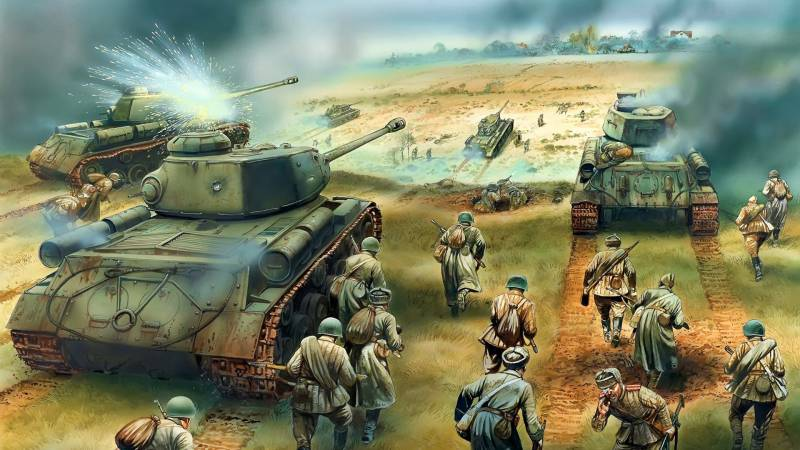Повышение живучести советских войск в наступательных операциях Отечественной войны