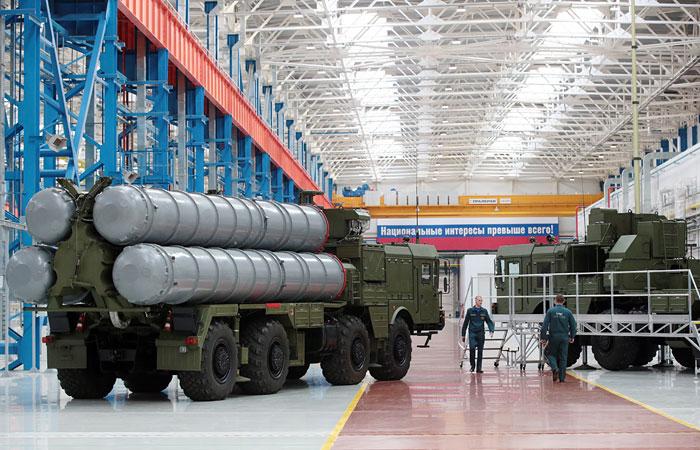 Турция купит у РФ 4 комплекса С-400 за 2,5 млрд. долларов