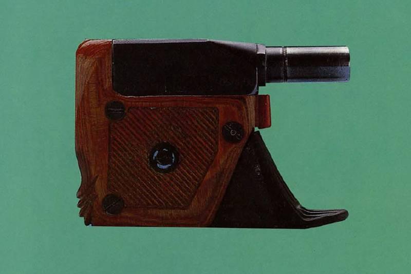 Малогабаритный пистолет Minimax 9 (Венгрия)