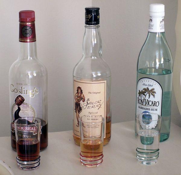 Рейтинг крепкого алкоголя по…