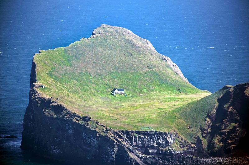 Мечта интроверта: 20 одиноких домиков на островах дом на острове, интроверты, красота, природа