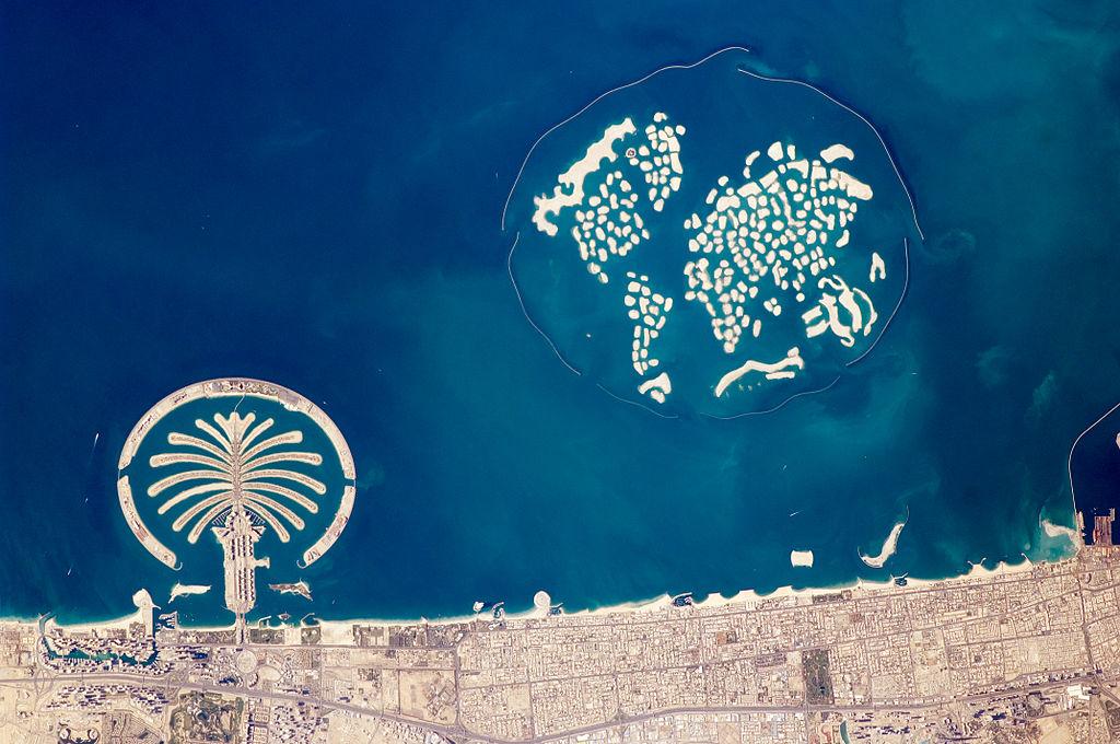 Россия создаст искусственные острова