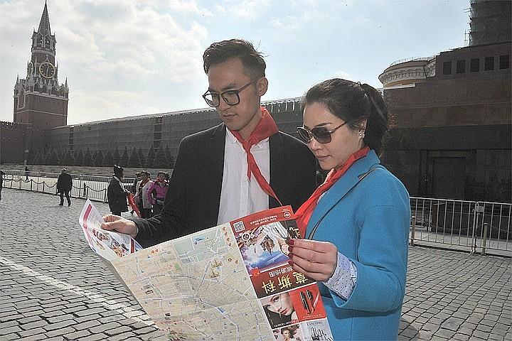 Доходы Москвы от туризма достигли 112 млрд рублей