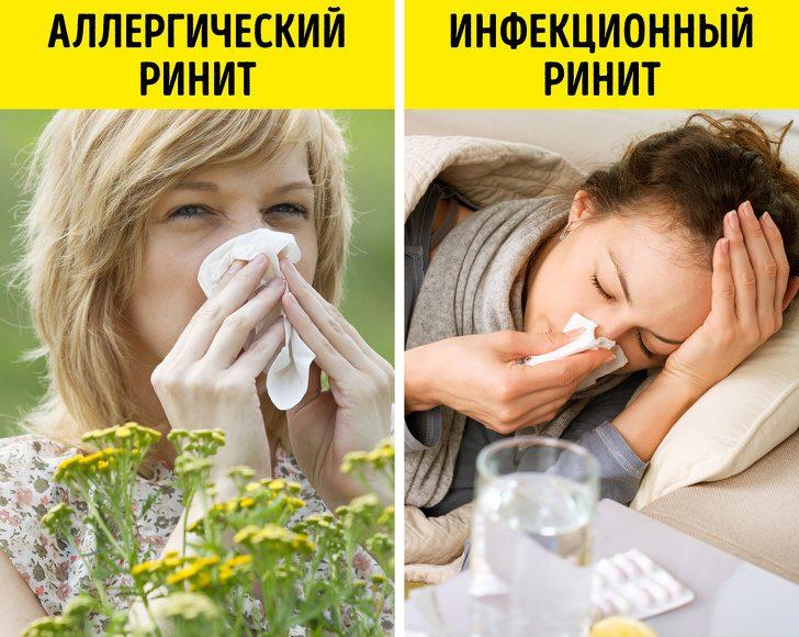 Самые эффективные и бесполезные средства от насморка