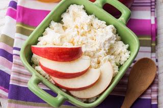 Творожно-яблочная диета для похудения