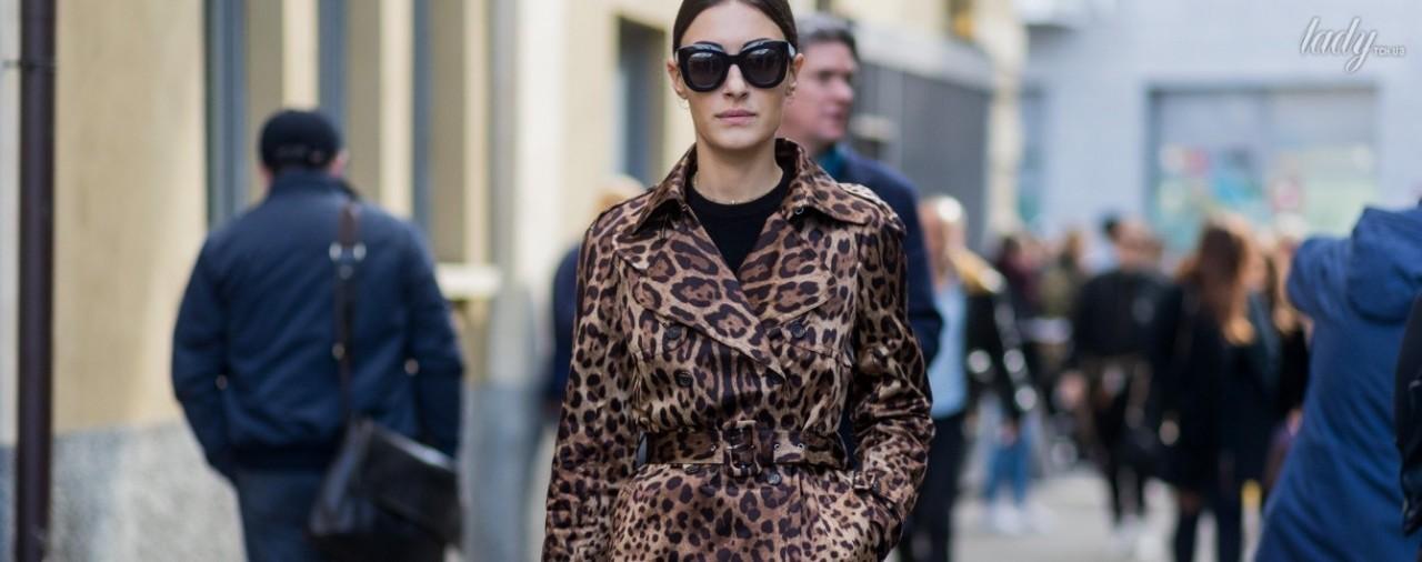 Осторожно, леопард: 5 правил выглядеть модно и не вульгарно