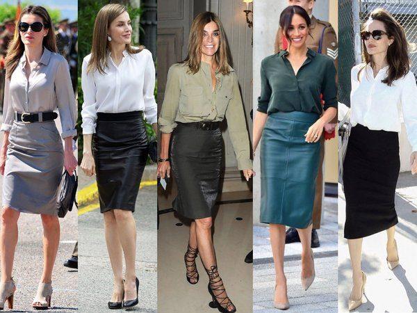 Базовый гардероб для женщин, которым за 40