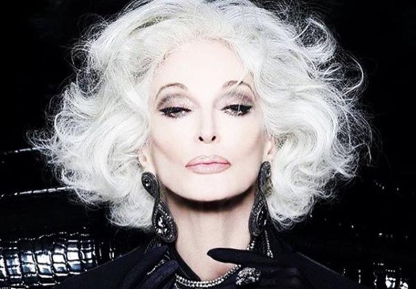 Старость отменяется — эти женщины и в зрелом возрасте не теряют красоты и обаяния