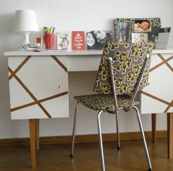 Как переделать старый стол