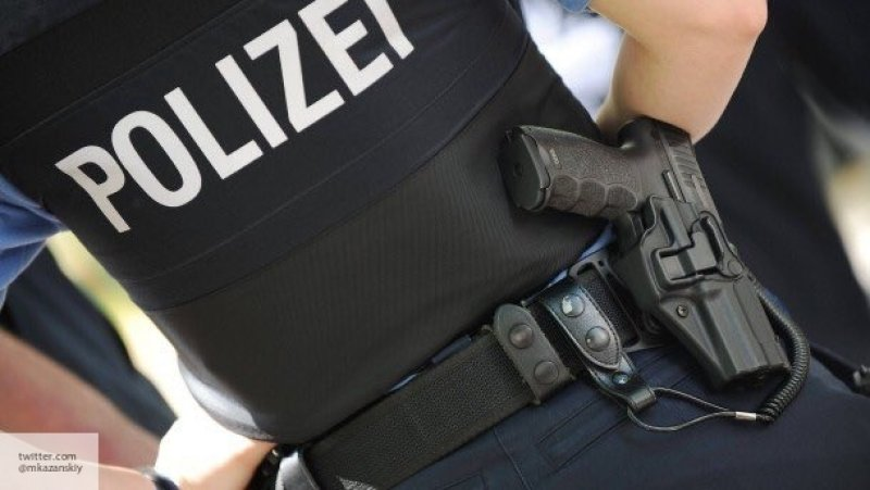 Полиция в Германии разыскива…