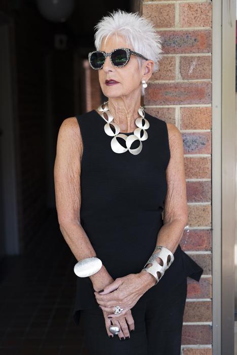 Носить седину стильно — самые модные пенсионеры в проекте Ари Сет Коэна