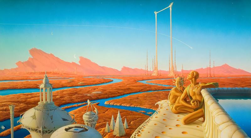 Писатели-фантасты которые предвидели будущее