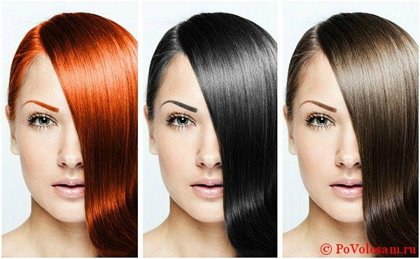 Как подобрать себе подходящий цвет волос: рекомендации по цветотипу