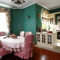 чехлы для стульев на кухню фото 27