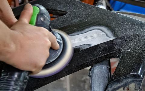 Ремонтируем бампер с помощью клея - инструкция ЗР