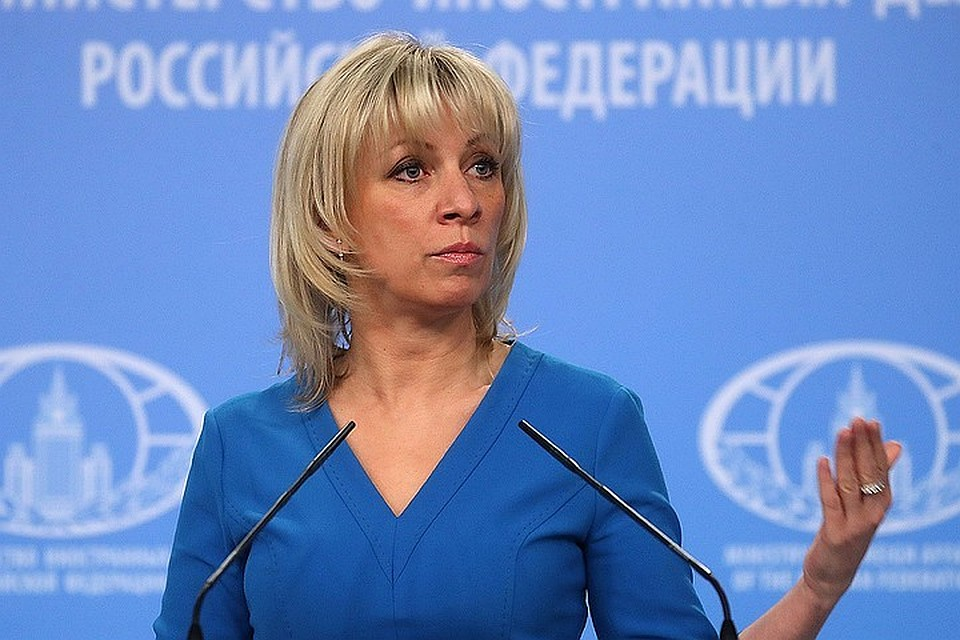 Захарова жестко поставила Порошенко на место и заявила, что тот осатанел