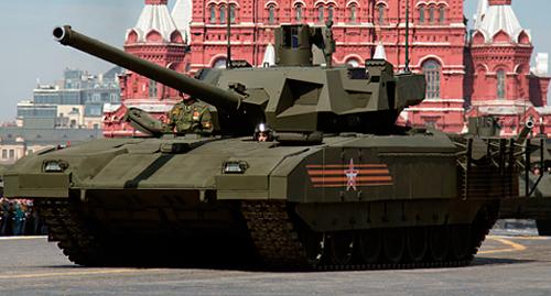 Новая танковая эра: «Армата» поступит на вооружение войск ЦВО после 2021 года