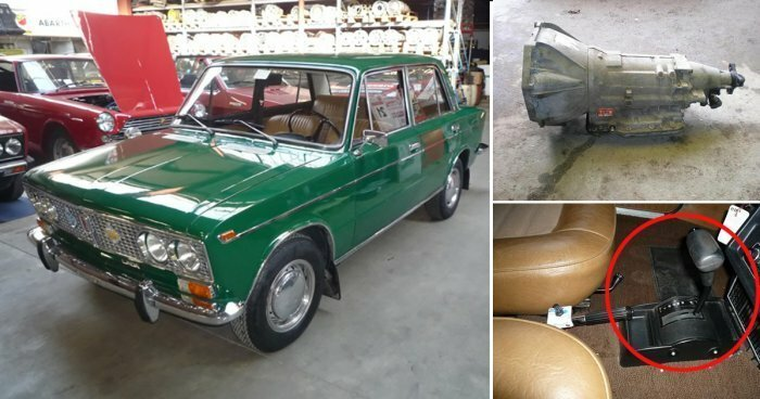 Чудо советского автопрома: Lada 1500S Automatic с автоматической коробкой передач