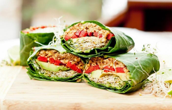 Очень вкусный бутерброд с овощами и яйцом.  Фото: google.ru.