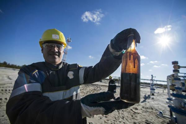 Россия слезла с нефтяной игл…