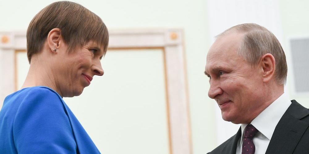 Эстония захотела сама строит…