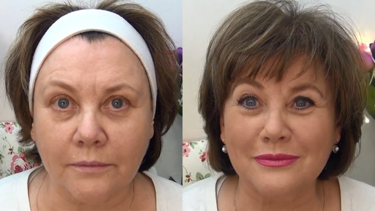 Какой макияж молодит женщину