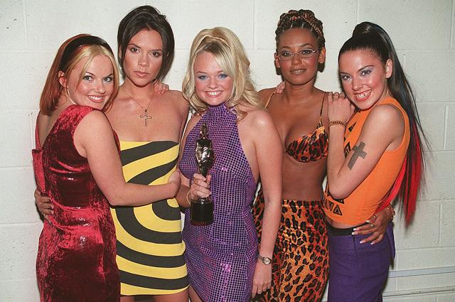 Spice Girls едут в тур
