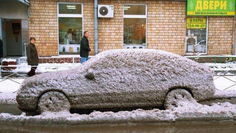 Как спастись зимой от реагентов?