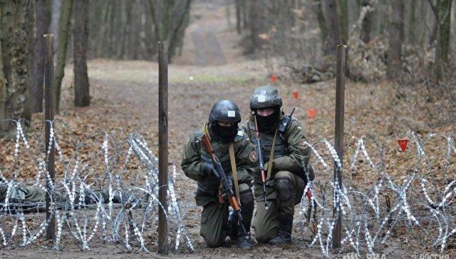 Ученики ругают учителей. На Украине смеются над инструкторами из НАТО