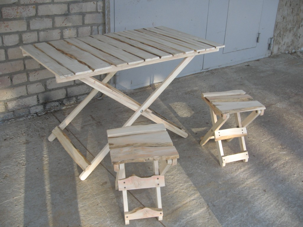 складная мебель стул и табуретки