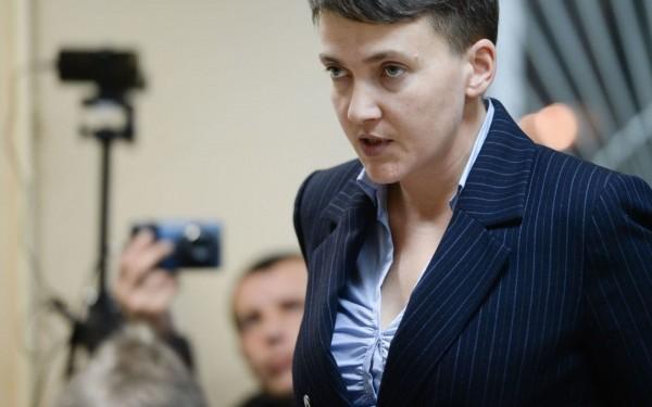 Савченко пригрозила украинск…