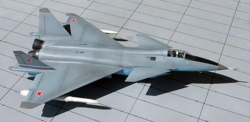 Не выкованный воздушный меч СССР