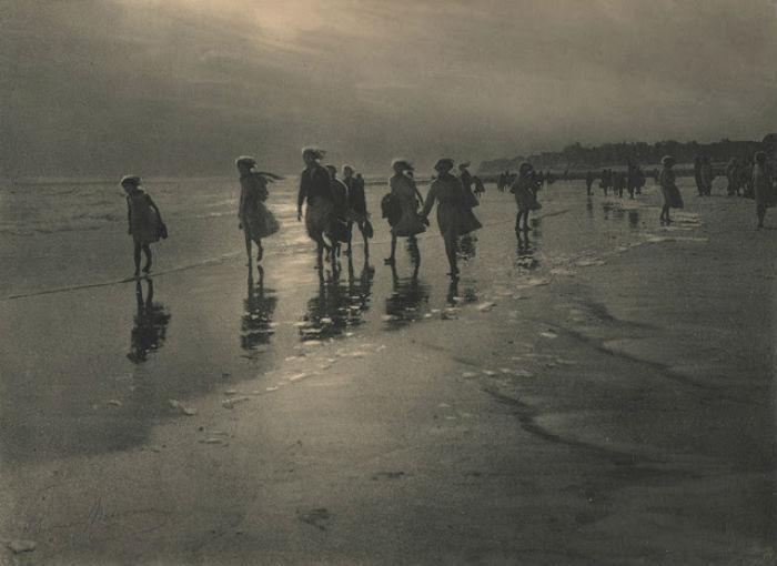 Когда фотографии выглядели как картины: 27 кадров от Леонарда Мисонна